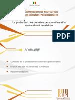 Presentation ISOC