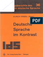 Deutsche Sprache - Engel