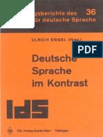 Deutsche Sprache - Engel