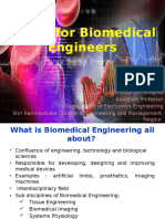 Scope for Biomedical Engineers