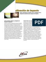 Impact Calibration