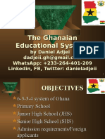 The Ghanaian Educational System.ppt