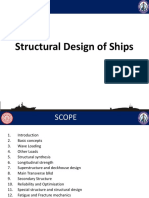 Structural Design Ships - 1_Introduction