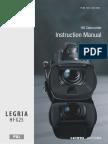 Canon Legria g25