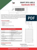 Syndicate RFID 9610