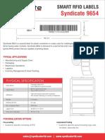 Syndicate RFID 9654