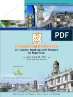 AlHuda CIBE - Interntional Conference on Islamic Banking & Finance