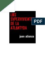 ATIENZA J.G. - Los Supervivientes de La Atlántida