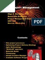 Lecture 4. Film Project Management-1