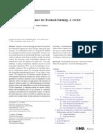 2013 Sustainability Indicators for Livestock Farming. a Review Lebacq Et Al