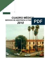 Cuadro Médico 2010