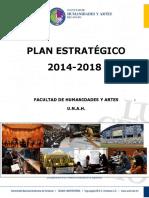 Plan Estrategico Facultad Humanidades y Artes