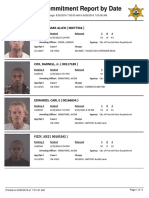 Peoria County Jail Booking Sheet for Aug. 26, 2016