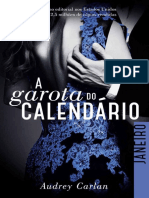 A Garota Do Calendario - Audrey Carlan