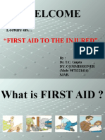 1-First Aid