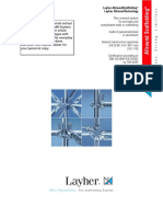Layher Scaffolding Catalogue