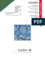 Layher Scaffolding Catalogue