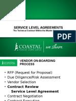 Service Level Agreements Presentation