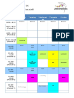 jane campbell timetable - parent version