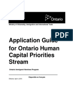 PNP Ontario
