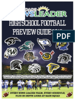 SDNL 2016 Football Preview
