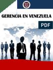 Gerencia en Venezuela
