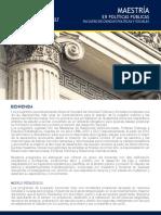 Brochure Politicas Publicas - Digital