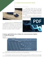 A História e evolução do Armazenamento Digital.pdf