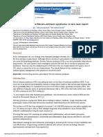 Paracetamol Induced Steven-Johnson Syndrome_ a Rare Case Report