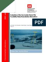 Final Report San Jacinto River Site
