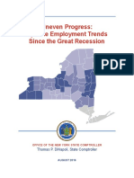Employment Trends Nys 2016