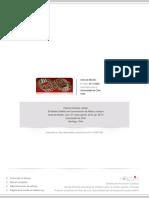 El Modelo Sintético de Comunicación de Niklas Luhmann