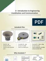 Basics Autodesk Features