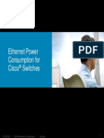 Cisco_BROCHURE_Ethernet Power Consumption for Switches_2.14.12