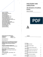 DeLanda, Manuel - Philosophy and Simulation