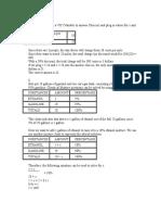 GMAT Quant Topic 1 (General Arithmetic) Solutions