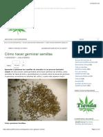 Cómo hacer germinar semillas | Blog Autoflorecientes.pdf