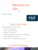 unit 1- critical thinking  1