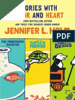 Jennifer L. Holm Chapter Sampler