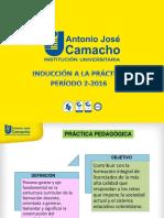 Presentación Inducciones 2-2016