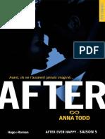 After Saison 5 - Anna Todd