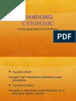 Handling Cytotoxic