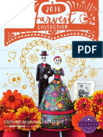 Scentsy Harvest Collection Catalog 2016