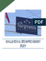 Fairgrounds Nashville Improvements Presentation
