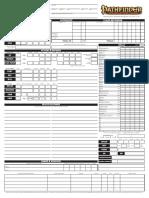 PF Character Sheet NonFill V1!0!2012
