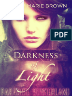 Stacey Marie Brown, Darkness of Light