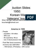 korea generation 1950 intro slides