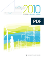Sistema Eléctrico Español 2010