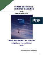 CACSJ-Elementos Basicos de Paracaidismo