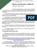 Cong. 2012 - Apostila Tia Claudinha - Berçárioe Maternal